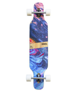 longboard twin abstract