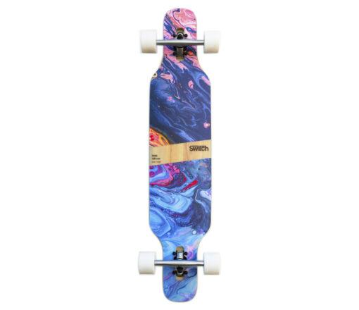 longboard twin abstract