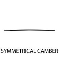 SYMMETRICAL CAMBER
