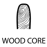 wood core